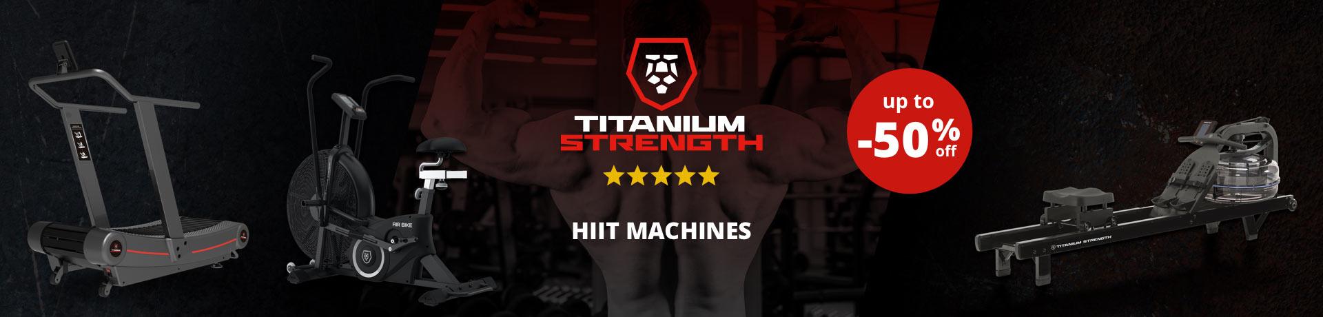Titanium Strength